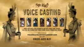VOICE CASTING CHO SHE-KINGS