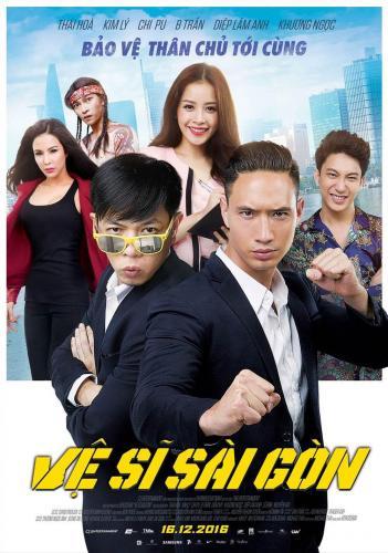 Vệ sĩ sài gòn (2016)