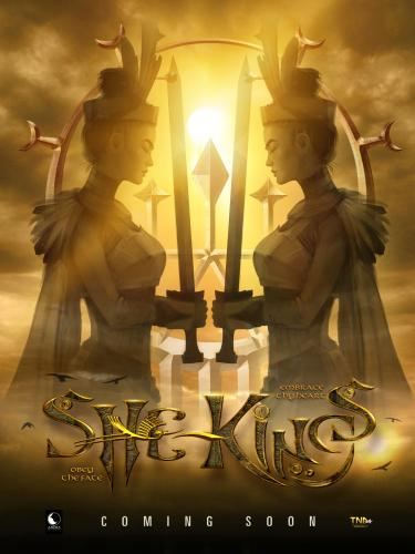 She-Kings (COMING SOON)